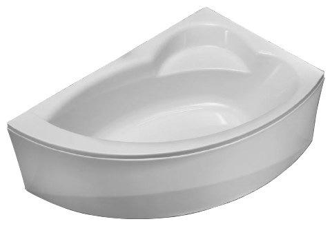 Угловые и ассиметричныеакриловые ванны из акрила