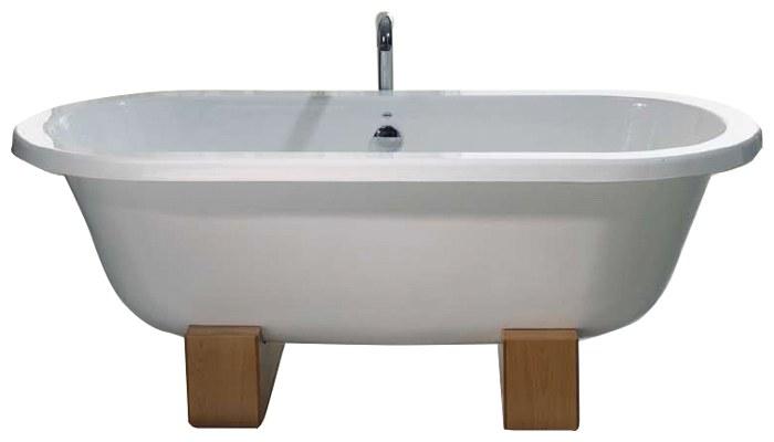 Овальная чугунная ванна Recor Denise