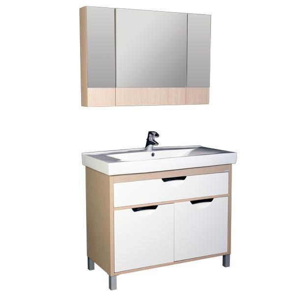Модель Мебель для ванной Aquanet (Акванет) Гретта 100