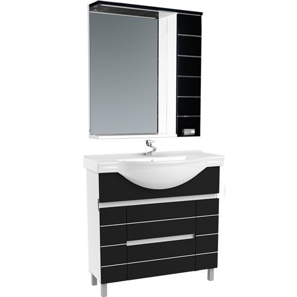 Мебель для ванной Aquanet Доминика 100
