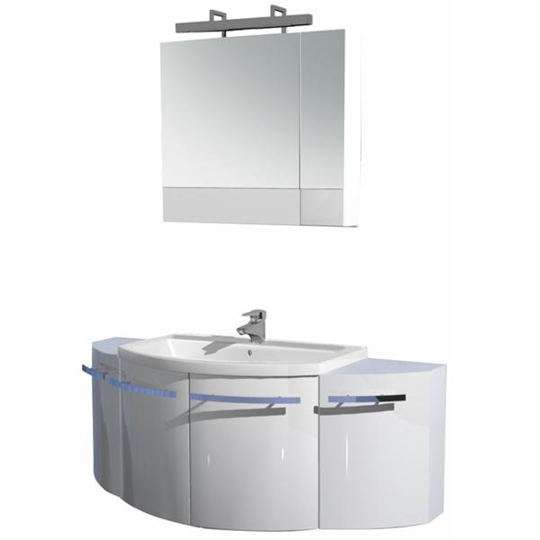 Мебель для ванной Aquanet Римини 80