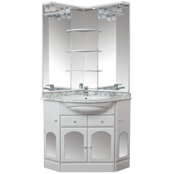 Комплект мебели для ванной Aquanet Premium Ринконера Европа 70