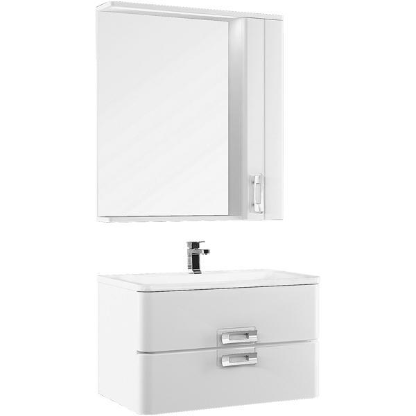 Мебель для ванной Aquanet Паллада 90