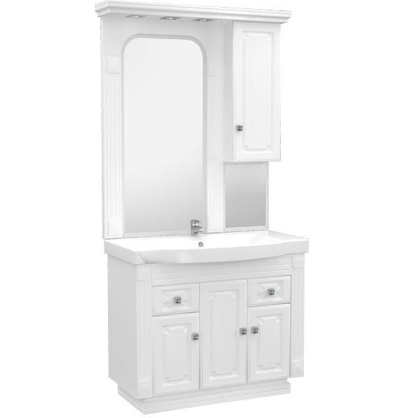 Мебель для ванной комнаты Aquanet Фредерика 100