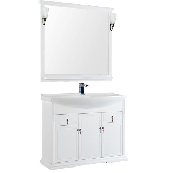 Мебель для ванной комнаты AQUANET Лагуна 105
