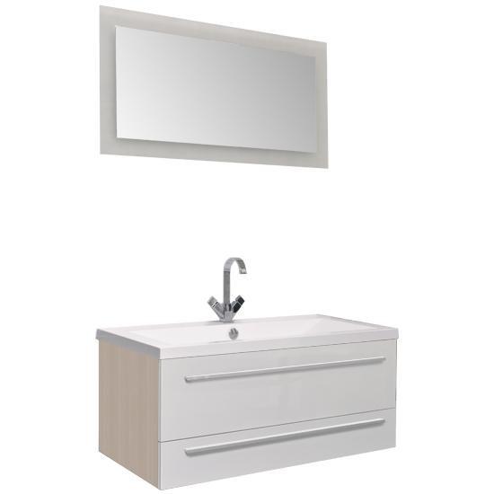 Мебель для ванной комнаты AQUANET Нота 100