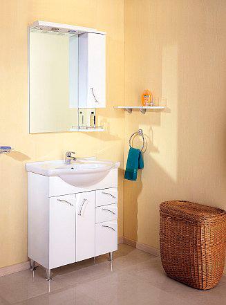 Aqwella Алина 70 мебель для ванной
