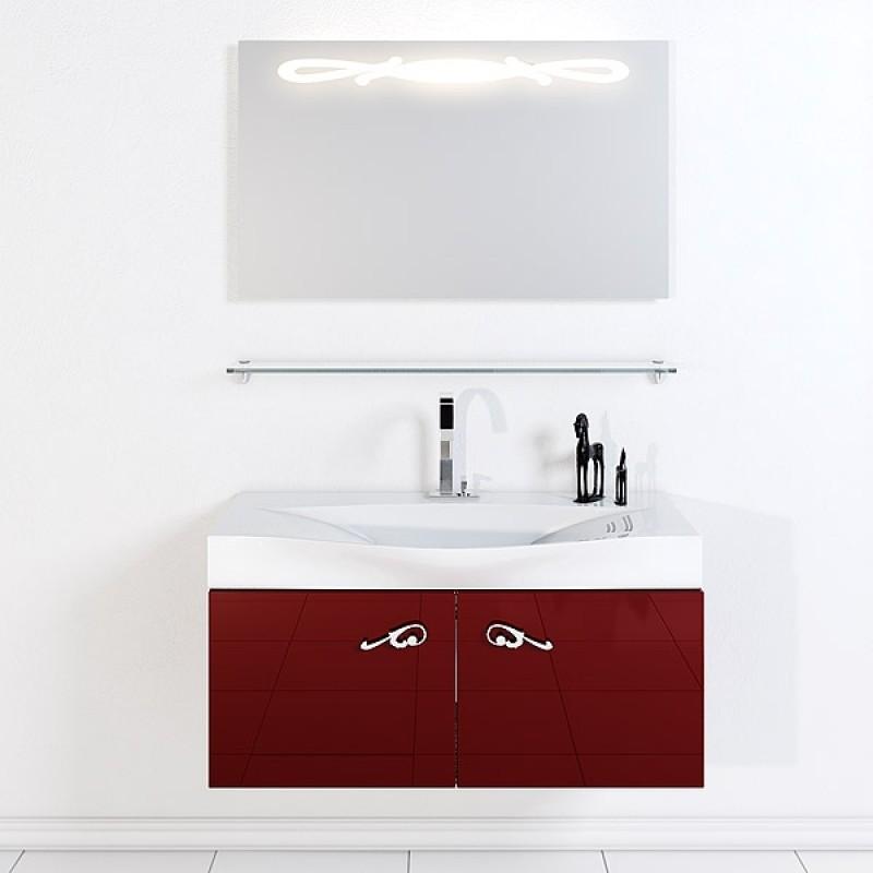Комплект мебели Aqwella Рома 100