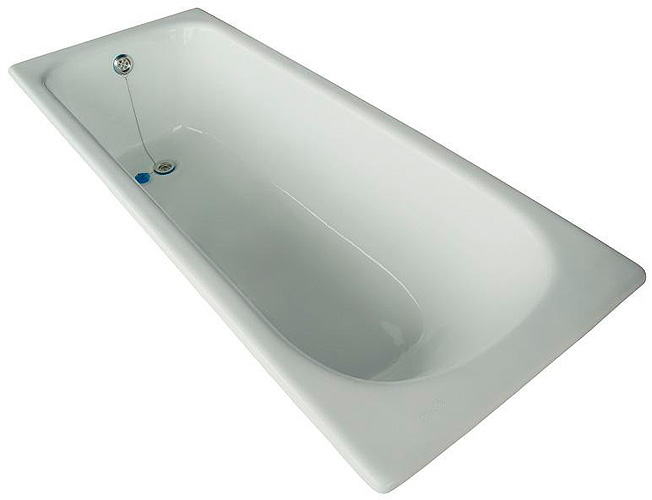 Чугунная ванна ARTEX Eco Cont 140x70