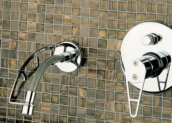 Встраиваемые смесители для ванной