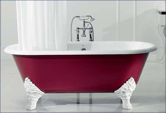 Ванна чугунная RECOR Carlton 178x80