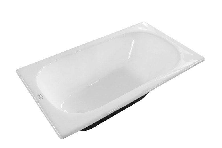 Чугунная ванна Novial Susan 120х70