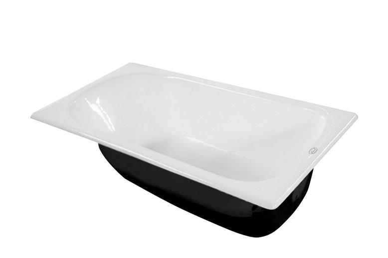 Чугунная ванна Novial Susan 130х70