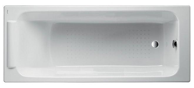 Прямоугольная чугунная ванна Jacob Delafon Parallel Е2949.