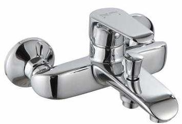 смеситель для ванны дамикса