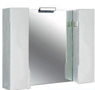 Зеркальный шкаф для ванной 50 см