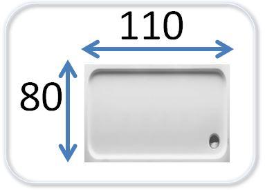 Кабины 110 на 80