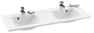 двойная раковина в ванную фото