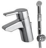 смеситель для раковины с гигиеническим душем