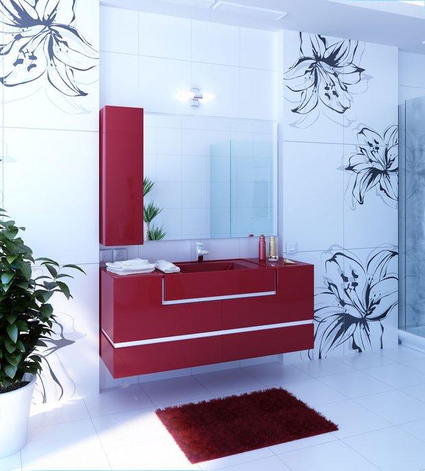 Мебель для ванной Valente Tagliare 6